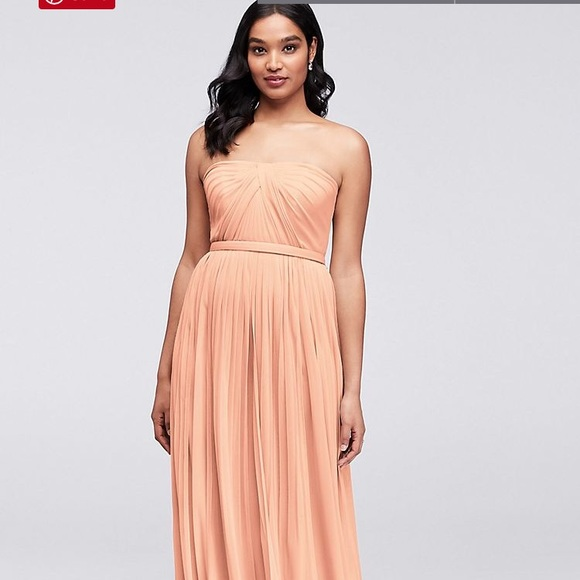 23fda5dca32 David s Bridal Dresses   Skirts - David s Bridal Versa convertible dress -  Bellini
